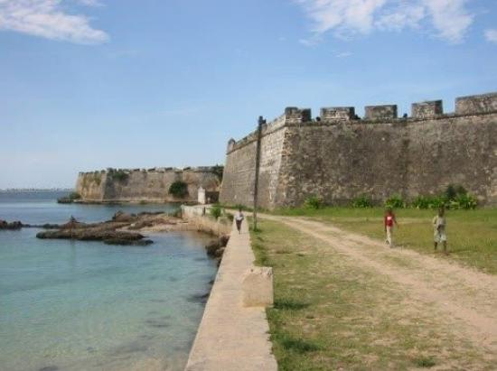 . Mozambique Island And Fort Sao Sebastian
